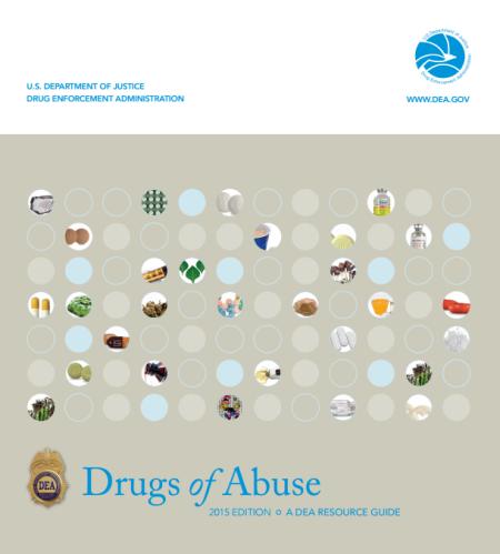 dea rpt drugs abuse