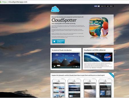 CloudSpot App