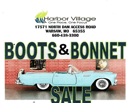 Boots and Bonnet Flyer
